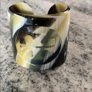Real Tory Burch cuff bracelet